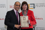 Theo Paphitis and Fiona Talbot - TQI Word Power Skills