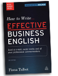 How To Write Effective English - Fiona Talbot