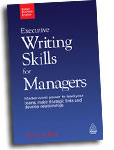 Executive Writing Skills for Managers - Fiona Talbot